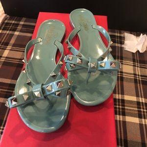 Valentino rockstud women sandals